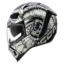 Icon Airform Sacrosanct Helmet - White