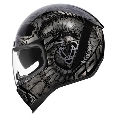 Icon Airform Sacrosanct Helmet - Black