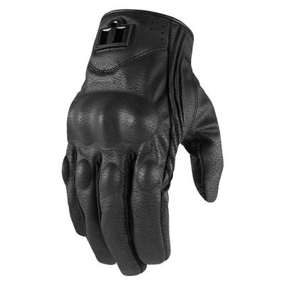Icon Pursuit CE Gloves - Black