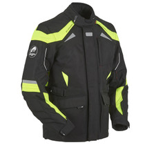Furygan WR-16 Textile Jacket - Black / Yellow