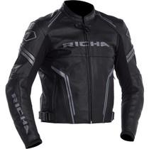 Richa Monza Jacket - Black / Grey