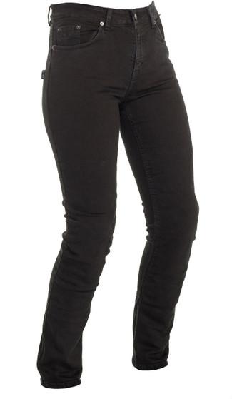 Richa Nora Slim Fit Jeans - Black
