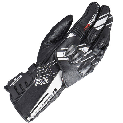 Furygan RG20 Gloves - Black / White