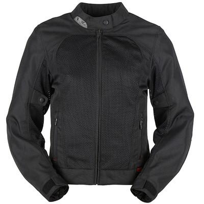 Furygan Genesis Mistral Lady Evo 2 Jacket - Black