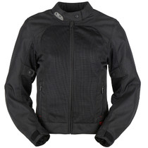 Furygan Genesis Mistral Lady Evo 2 Jacket - Black
