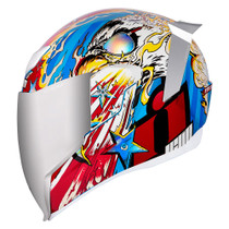 Icon Airflite Freedom Splitter Helmet - Glory