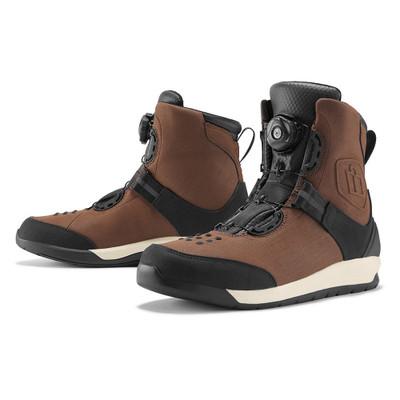 Icon Patrol 2 Waterproof Boots - Brown