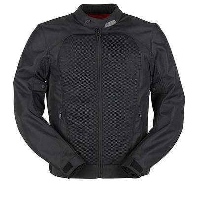 Furygan Genesis Mistral Evo 2 Jacket - Black