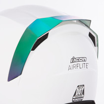 Icon Airflite Spoiler - Green