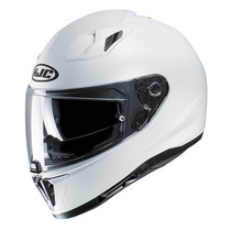 HJC I70 Helmet - Matt White