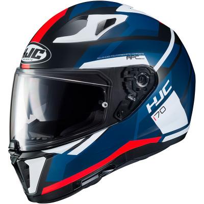 HJC I70 Elim Helmet - Red / Black / Blue