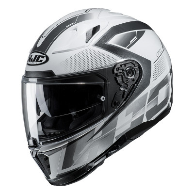 HJC I70 Asto Helmet - Black