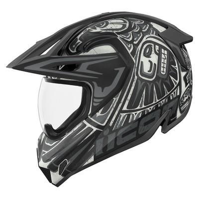 Icon Variant Pro Totem Helmet - Black / Grey