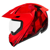 Icon Variant Pro Acension Helmet - Red
