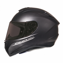 MT Targo Helmet - Matt Black