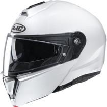 HJC i90 Flip Front Helmet - Pearl White