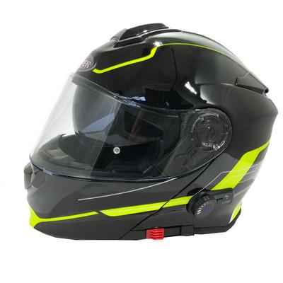 Viper RS-V171 BL+ 3.0 Fosh Bluetooth Helmet - Flou Yellow