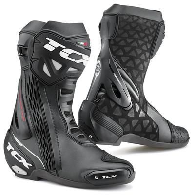 TCX RT Race Boots - Black