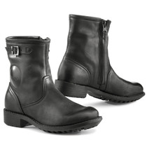 TCX Lady Biker Waterproof Boots - Black