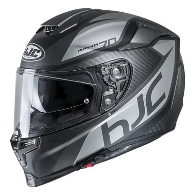HJC RPHA 70 Pinot Helmet - Black / Grey
