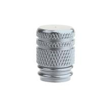 Oxford Gripper Valve Caps - Silver