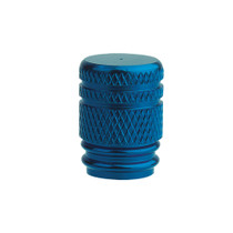 Oxford Gripper Valve Caps - Blue