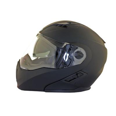 Viper RSV555 Flip Front Helmet - Matt Black