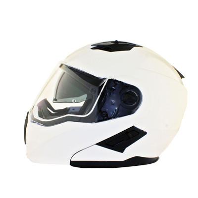 Viper RSV555 Flip Front Helmet - White