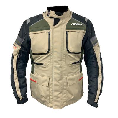 ARMR Moto Tottori 3 Jacket - Olive