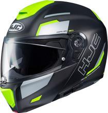 HJC RPHA 90 Rabrigo Helmet - Flou Yellow
