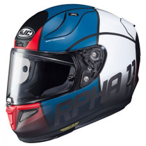 HJC RPHA 11 Quintain Helmet - Red / White / Blue