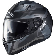 HJC I70 Elim Helmet - Black / Grey
