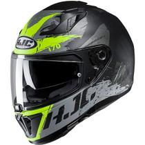 HJC I70 Rias Helmet - Flou
