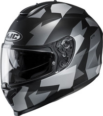HJC C70 Valon Helmet - Black / Grey