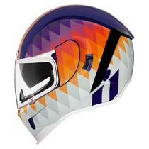 Icon Airform Hello Sunshine Helmet - White