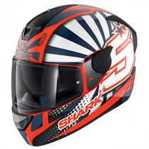 Shark D-SKWAL 2 Zarco 2019 helmet - Matt Orange / White / Black
