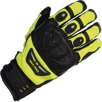 Richa Evolution Short Summer Gloves - yellow