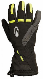 Richa Tundra Waterproof Gloves - Black / Yellow