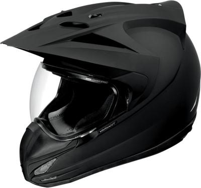 Icon Variant Helmet - Rubatone - Matt Black