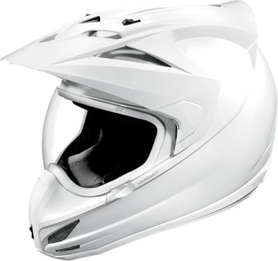 Icon Variant Helmet - White