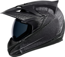 Icon Variant Battlescar Charcoal Helmet