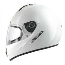 Shark S600 Helmet - White