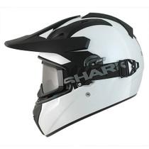 Shark Explore R Helmet - White