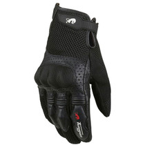 Furygan TD12 Summer Gloves - Black