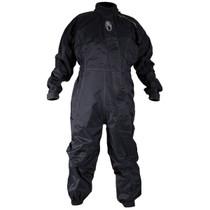 Rich Typhoon 1 Piece Rainsuit - Black