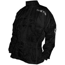 Richa Rain Warrior Waterproof Over Jacket - Black