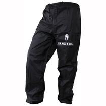 Richa Rain Warrior Waterproof Over Trousers - Black
