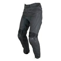 ARMR Moto Katana Leather Jeans - Black