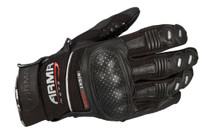 ARMR Moto SHL225 (SP-16) Motorcycle Gloves - Black