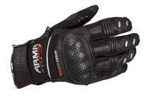 ARMR Moto SHL225 (SP-16) Motorcycle Gloves - Black